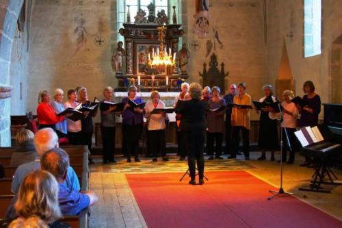 Konsert i Stenkumla kyrka