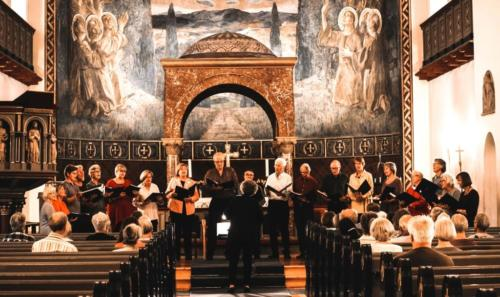 Konsert i Ullern kirke