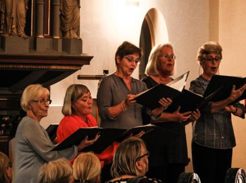 Noen av våre sopraner